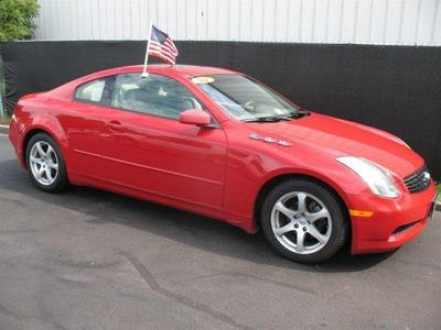 Used 2004 INFINITI G35 Sports Coupe