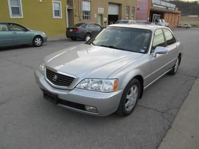 Used 2002 Acura RL 3.5