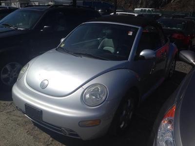 Used 2003 Volkswagen New Beetle GLS