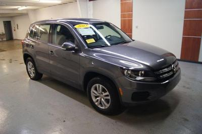 Used 2013 Volkswagen Tiguan S