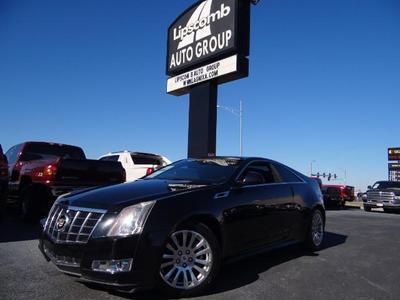 Used 2012 Cadillac CTS Premium