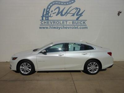 Used 2017 Chevrolet Malibu 1LT