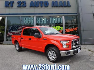 Certified 2016 Ford F-150 XLT