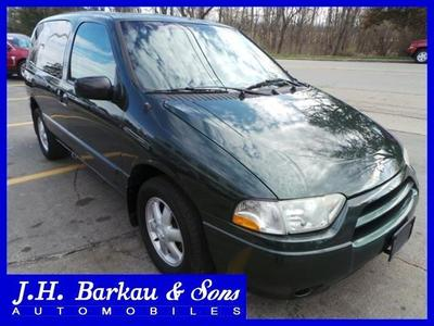 Used 2002 Nissan Quest GXE