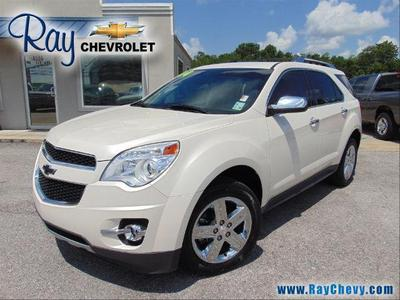 Used 2014 Chevrolet Equinox LTZ