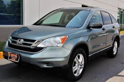 Used 2010 Honda CR-V EX
