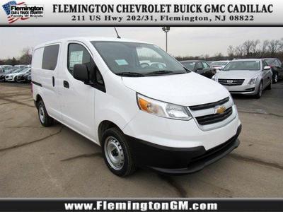 New 2017 Chevrolet City Express LS