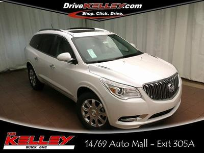 2017 Buick Enclave AWD