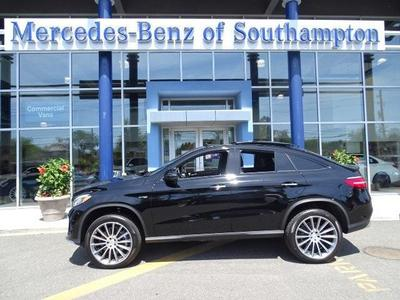 Certified 2017 Mercedes-Benz AMG GLE 43 Base 4MATIC