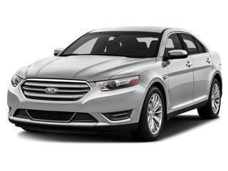 New 2017 Ford Taurus Limited