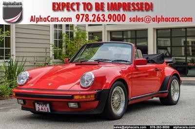 Used 1986 Porsche 911 Cabriolet
