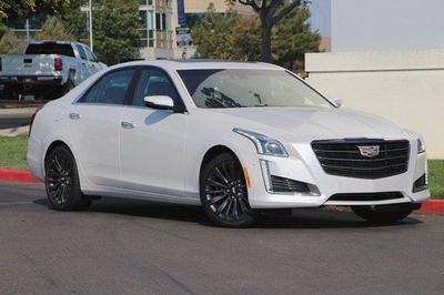 New 2016 Cadillac CTS 3.6L Premium