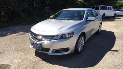 New 2018 Chevrolet Impala 1LT