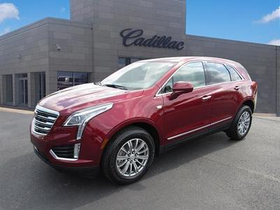 New 2018 Cadillac XT5 Luxury