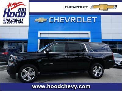 New 2017 Chevrolet Suburban LT