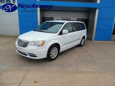 Used 2016 Chrysler Town & Country Touring