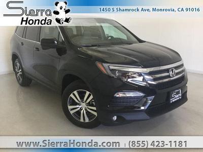 New 2017 Honda Pilot EX