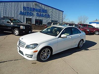 Used 2013 Mercedes-Benz C300 4MATIC Sport