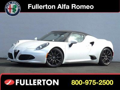 New 2017 Alfa Romeo