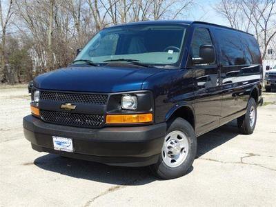 New 2017 Chevrolet Express 2500 G2500