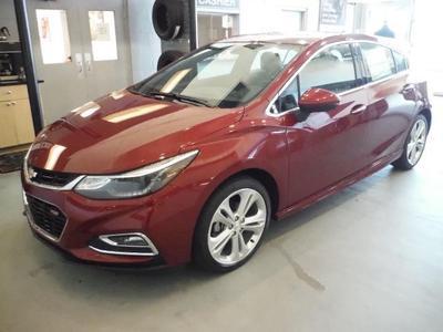New 2017 Chevrolet Cruze Premier Auto
