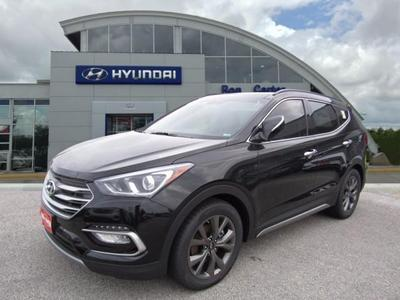 New 2017 Hyundai Santa Fe Sport 2.0L Turbo Ultimate