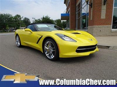 New 2018 Chevrolet Corvette 1LT