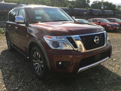 New 2017 Nissan Armada SL