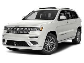 New 2018 Jeep Grand Cherokee Summit