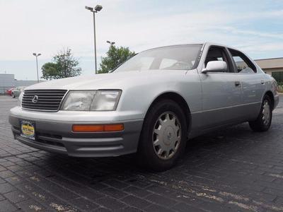 Used 1996 Lexus LS 400
