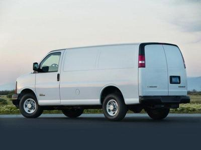 New 2017 Chevrolet Express 2500 2500 Cargo Van