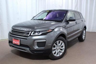 Used 2017 Land Rover Range Rover Evoque SE