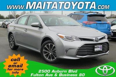 New 2017 Toyota Avalon XLE Plus