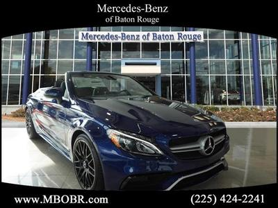 New 2017 Mercedes-Benz C 63 AMG