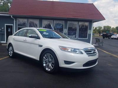 Used 2010 Ford Taurus Limited
