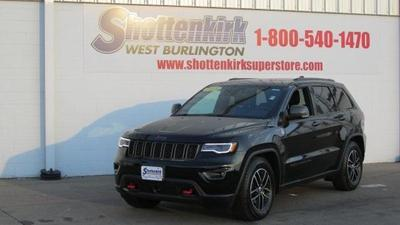 New 2018 Jeep Grand Cherokee Trailhawk