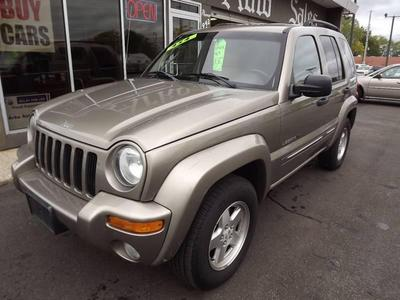 Used 2003 Jeep Liberty Limited