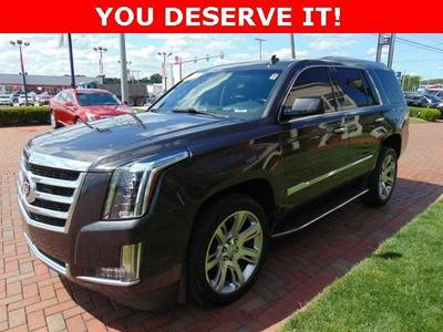 Used 2015 Cadillac Escalade Luxury