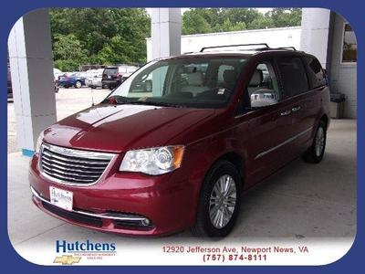 Used 2012 Chrysler Town & Country Limited