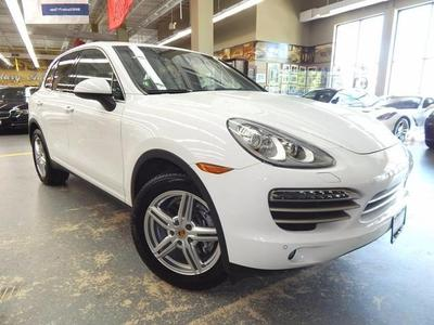 Used 2014 Porsche Cayenne Platinum Edition