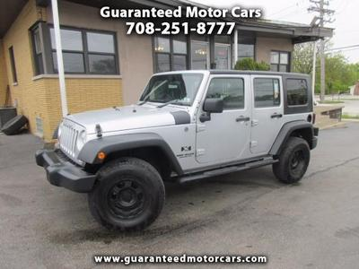 Used 2009 Jeep Wrangler Unlimited X