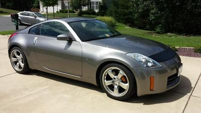 Used 2008 Nissan 350Z Grand Touring