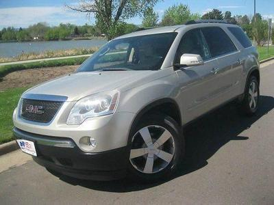 Used 2011 GMC Acadia SLT-2
