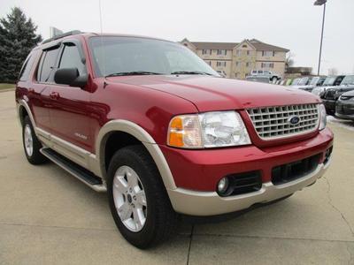 Used 2005 Ford Explorer Eddie Bauer