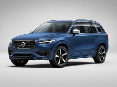New 2017 Volvo XC90 T5 R-Design