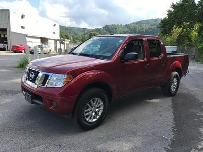 Used 2015 Nissan Frontier SV