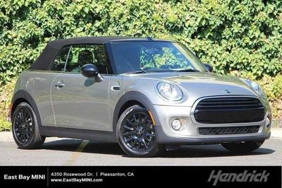 New 2017 MINI Convertible Cooper