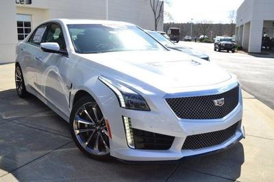 New 2017 Cadillac CTS-V Base