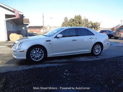 2011 Cadillac STS Luxury