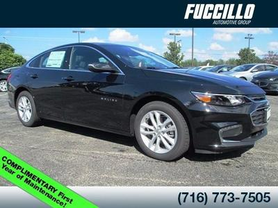 New 2018 Chevrolet Malibu 1LT